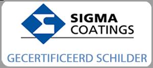 Sigma-Gecertificeerd-Schilder